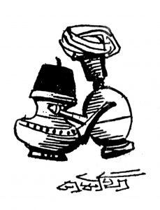 Cartoonpattor_Sampriti_kafi Khan