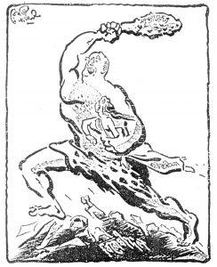 Cartoonpattor_ Rebotibhushan_Sachitra Bharat 21.12.1953