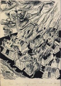 Cartoon_Chittaprosad_ Kalabhavan Archive 2
