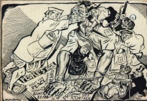 Cartoon_Chittaprosad_ Kalabhavan Archive 3