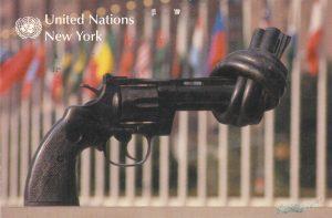 Nonviolence, Carl Fedrik Reutersward_20190930_0001