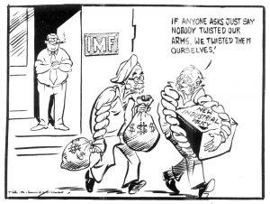 Cartoon On Capitalasm 22_Laxman