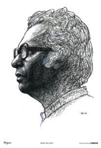 Mrinal Sen Silpi Jogen Choudhury
